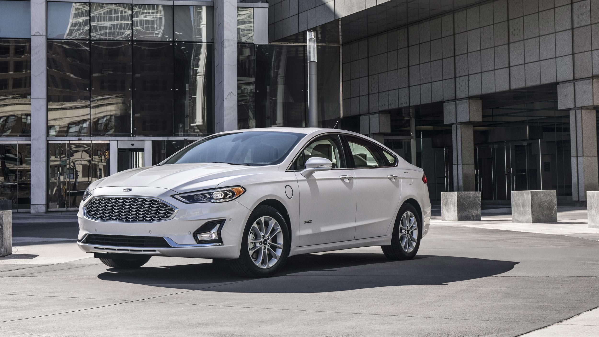 Ford eliminará Fusion