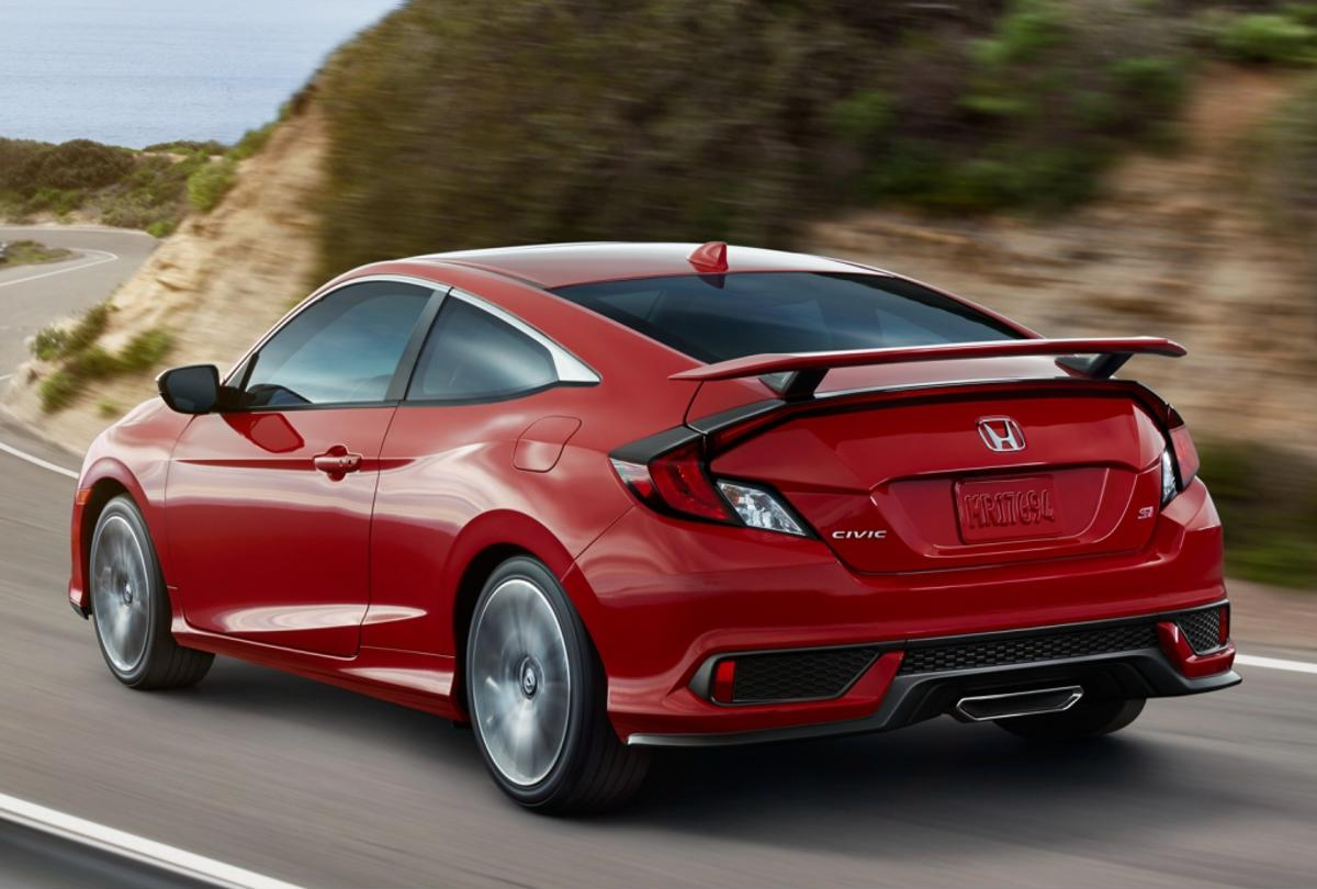 honda civic si coupe 889