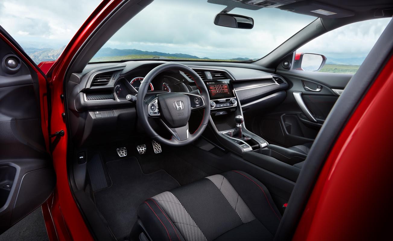 A Honda lançou Civic Si 2018, esportivo da comportada e elegante linha, totalmente reformulado e com 208 cv de potência.