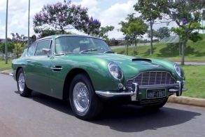 [Vídeo] Clássico do Boris: Aston Martin DB6
