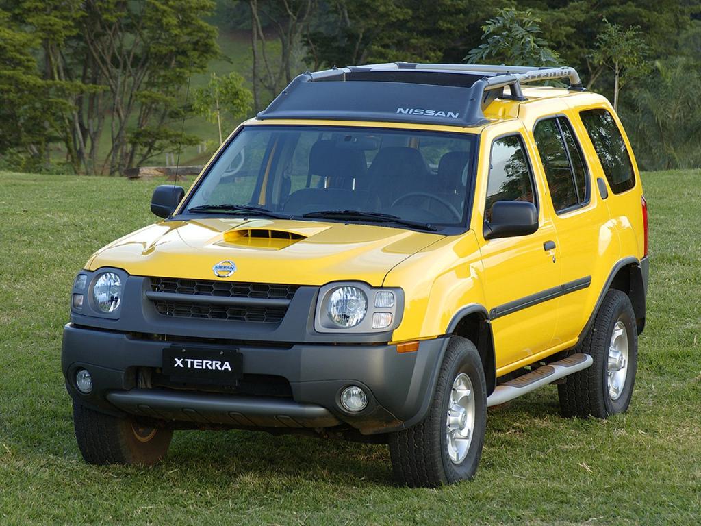 Nissan Xterra está entre os carros esquecidos