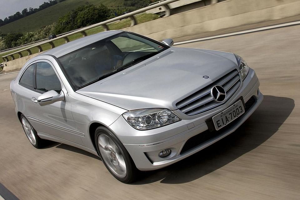 Mercedes CLC está entre os carros esquecidos