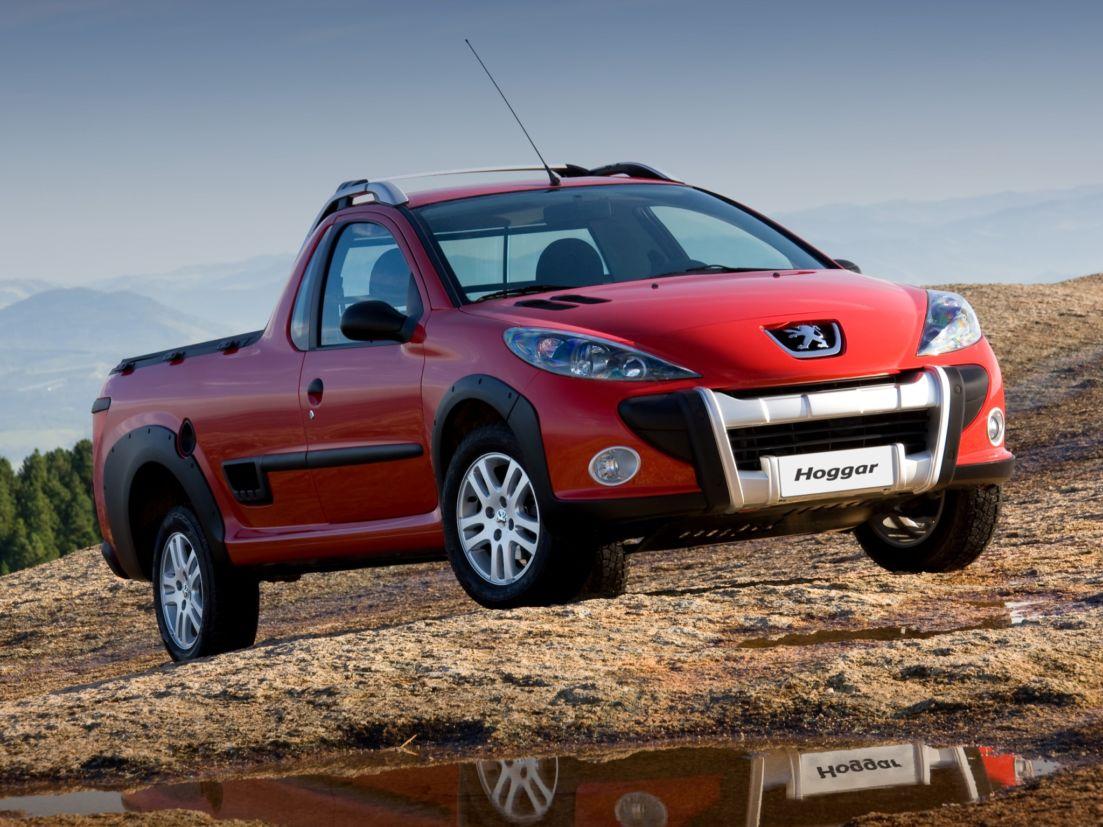 Relembre os 10 carros mais feios do mercado brasileiro: Peugeot Hoggar