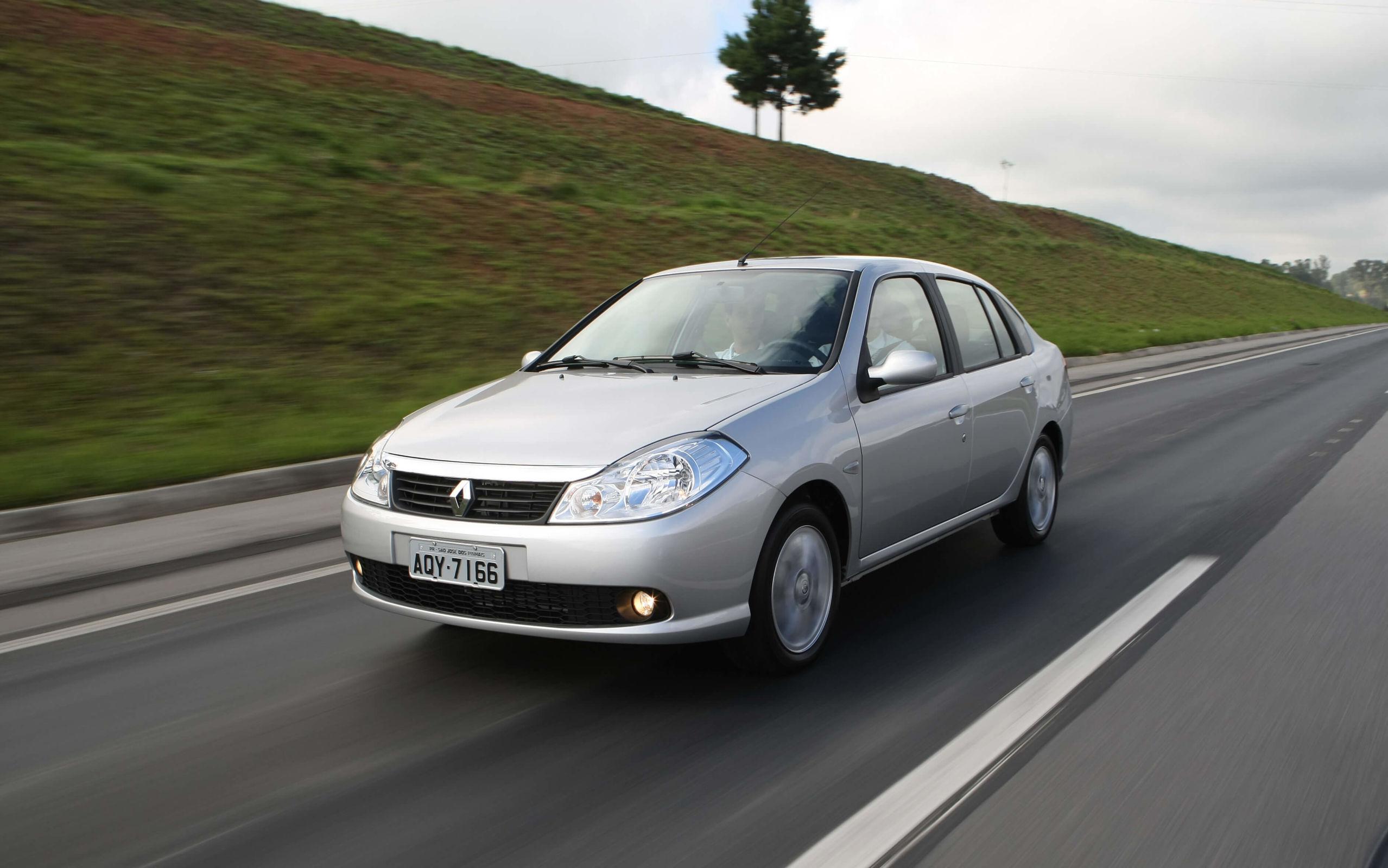 Renault Symbol está entre os carros esquecidos