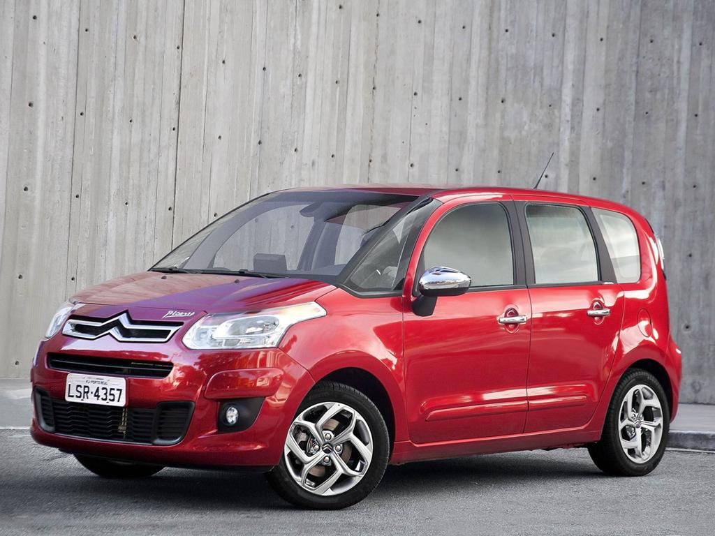 Citroën C3 Picasso está entre os carros esquecidos