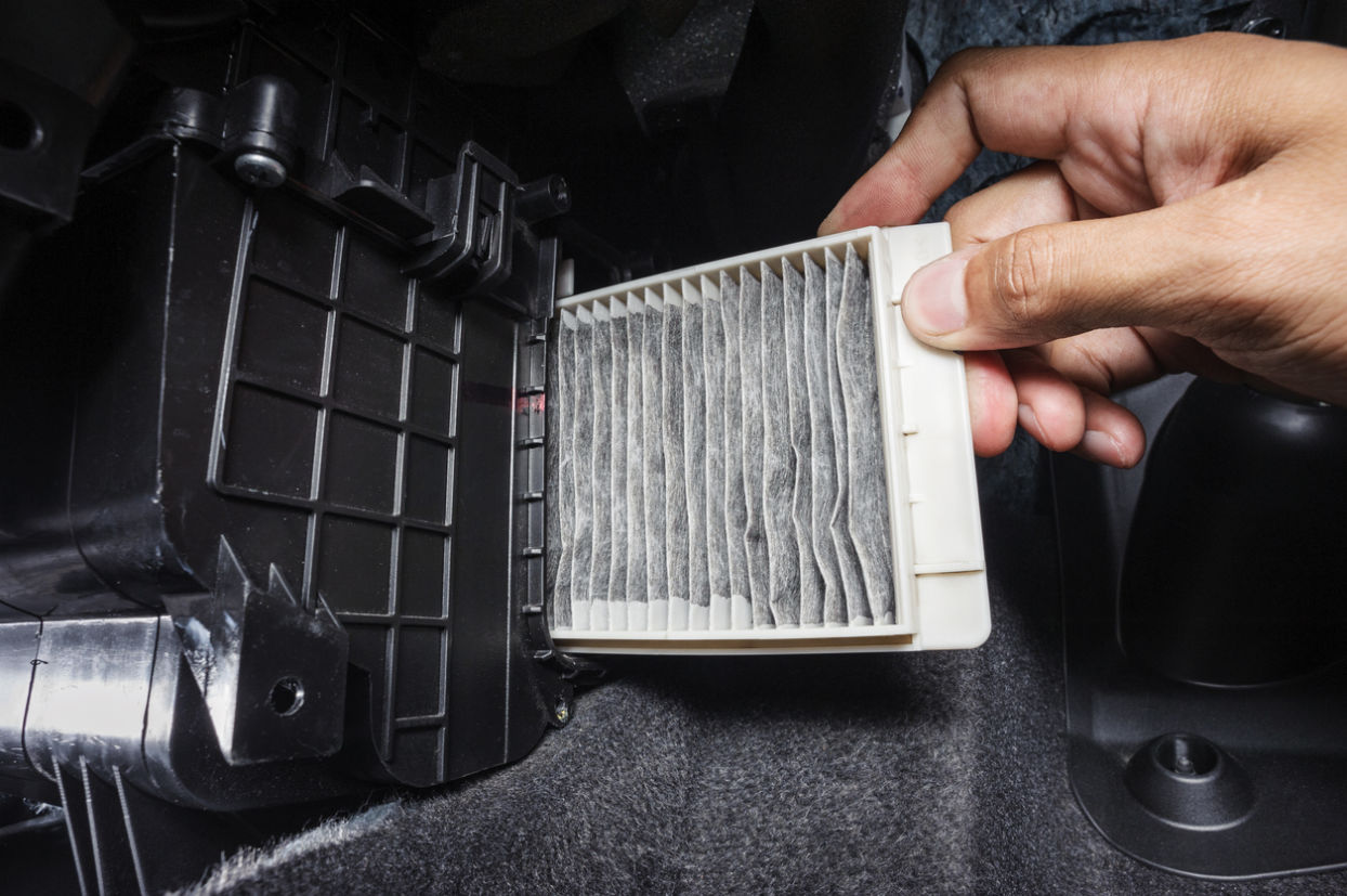 filtro de cabine