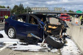 Acidente fatal com Tesla Model X é investigado nos EUA