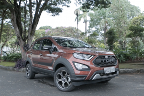 [Vídeo] Testamos o Ford EcoSport Storm
