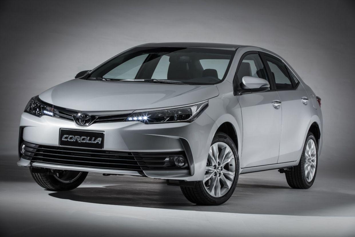 Corolla 2019 não teve alterações significativas