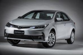 Sem mudanças, Corolla 2019 tem versão GLi mais barata