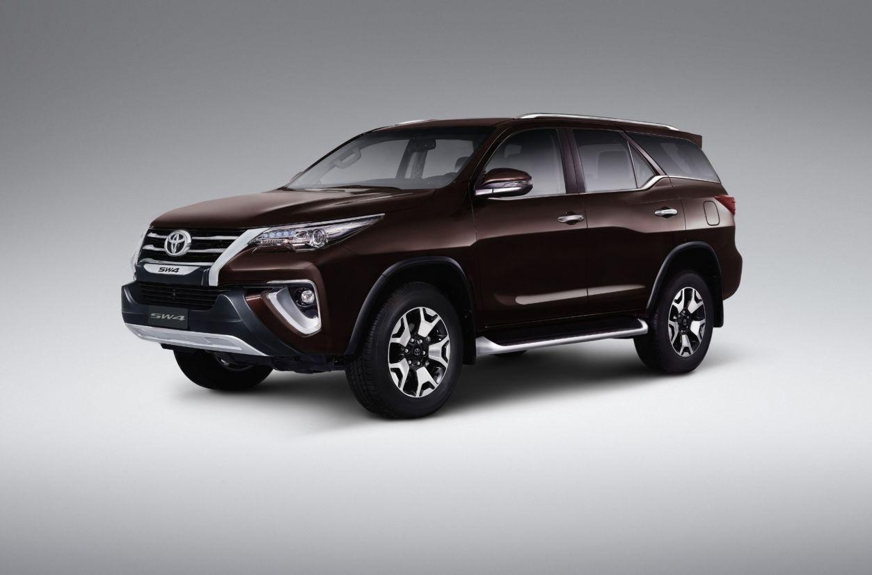 Toyota SW4 SRX Diamond é novidade da linha 2019