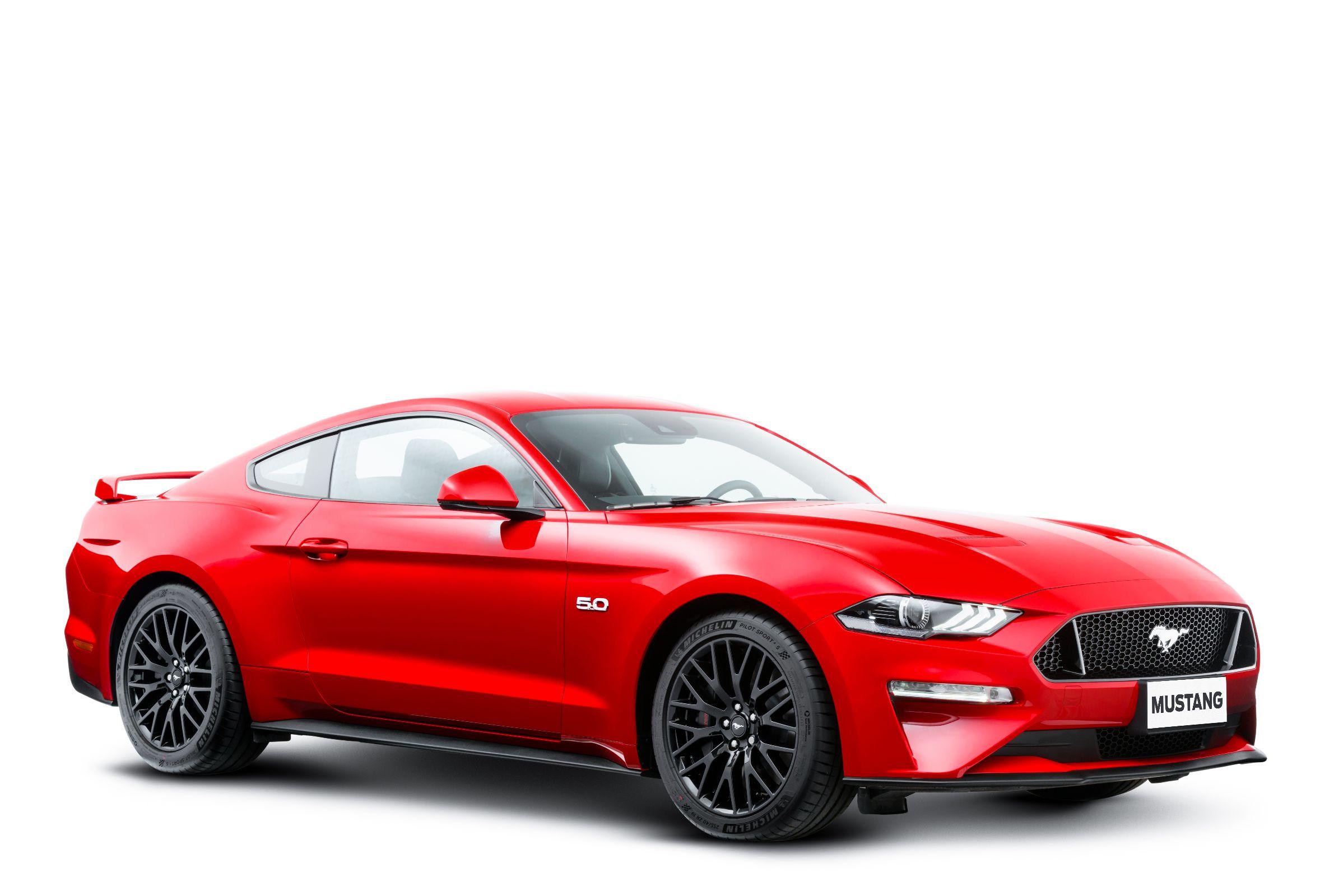 Primeiras 500 unidades do Mustang já foram vendidas