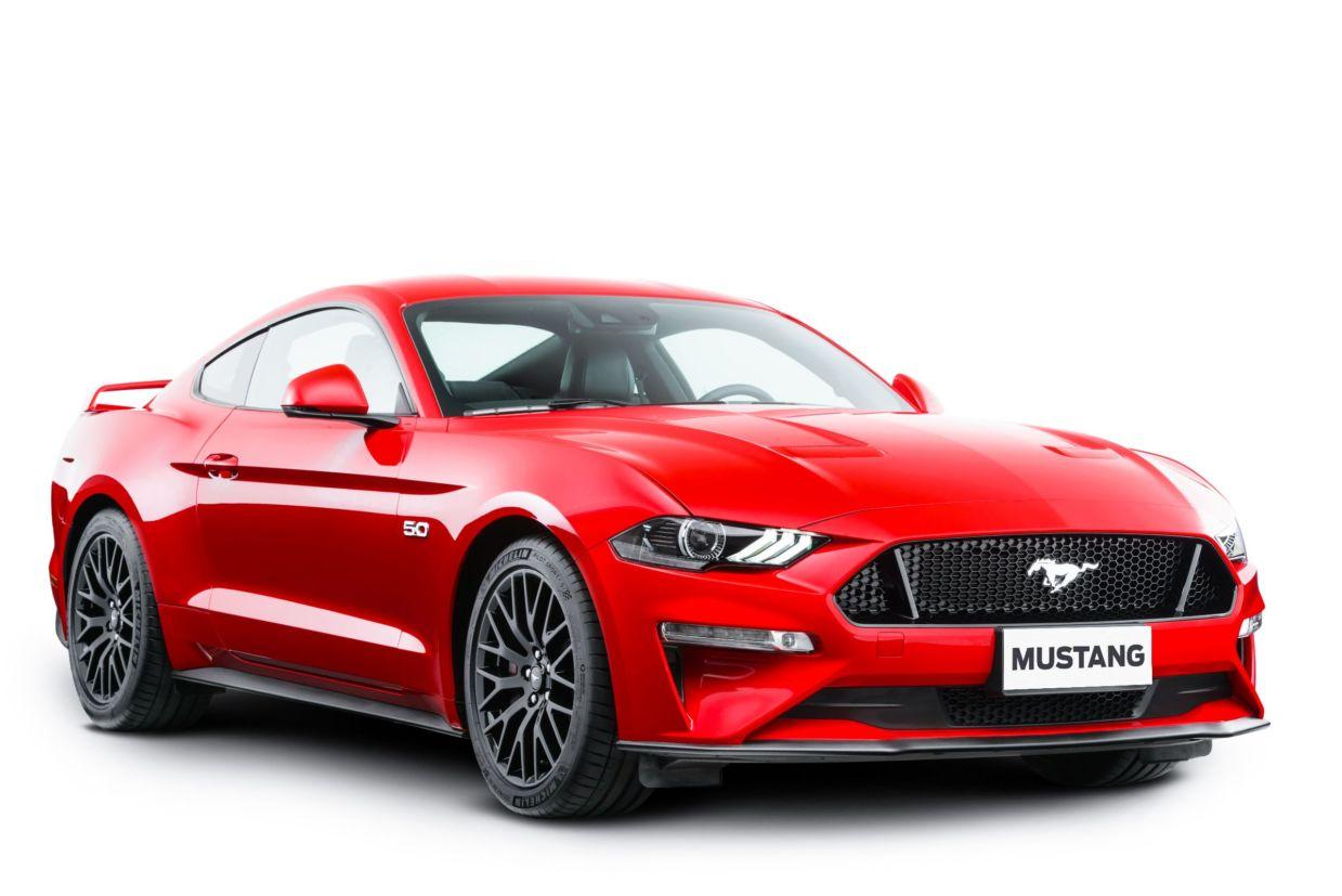 Ford Mustang chega ao Brasil na versão Premium, com motor 5.0 V8 de 466 cv