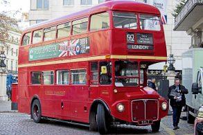 Clássicos ônibus londrinos são repotenciados para Euro VI