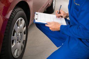 Denatran determina suspensão da inspeção veicular