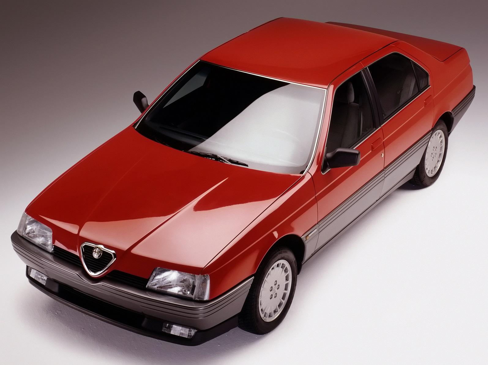 alfa_romeo_164 Você conhece as 10 marcas de carros que abandonaram o Brasil?