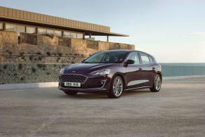 Ford lança novo Focus na Europa