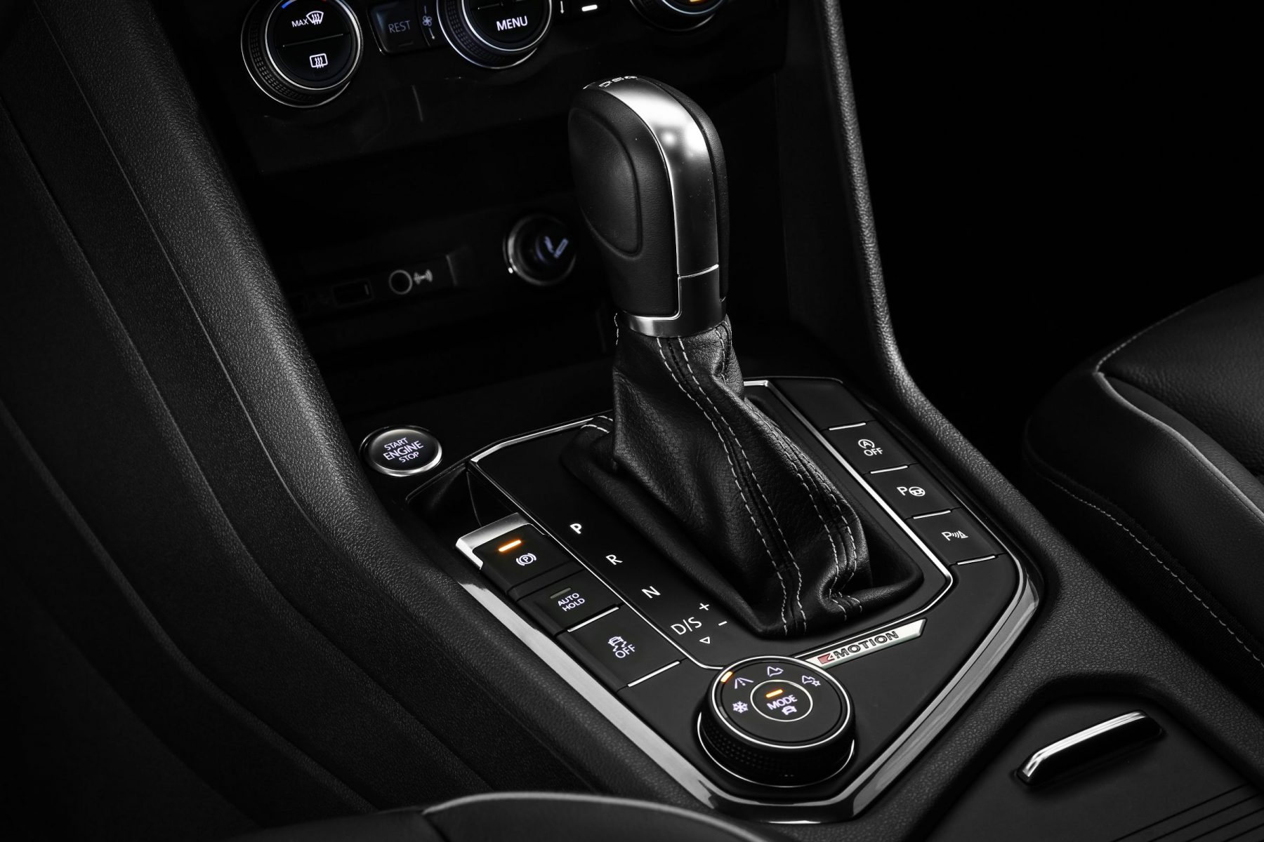 câmbio VW Tiguan Comfortline