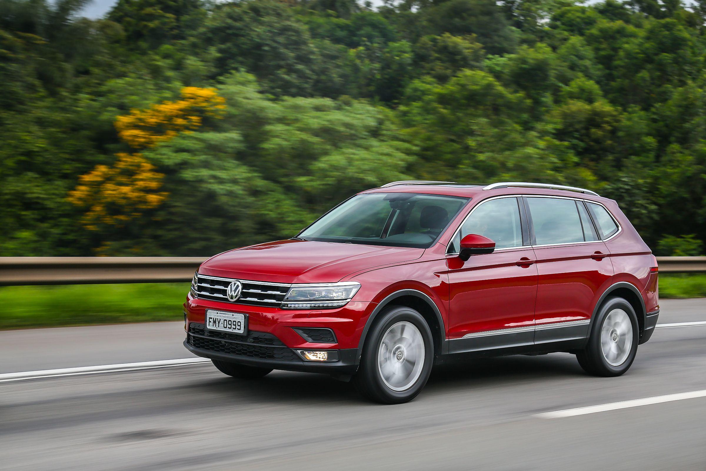 Volkswagen faz recall de uma única unidade do Tiguan