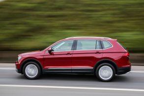 VW Tiguan: a mesma plataforma pode ter 5 ou 7 lugares