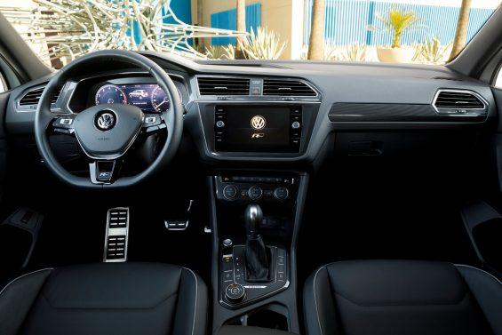 Interior VW Tiguan R-Line