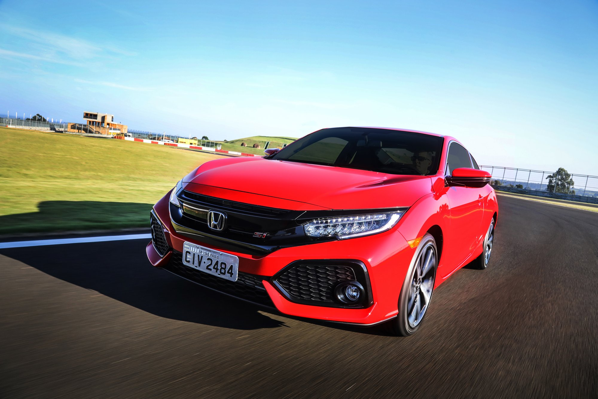 Honda Civic Si, sigla para Sport Injection