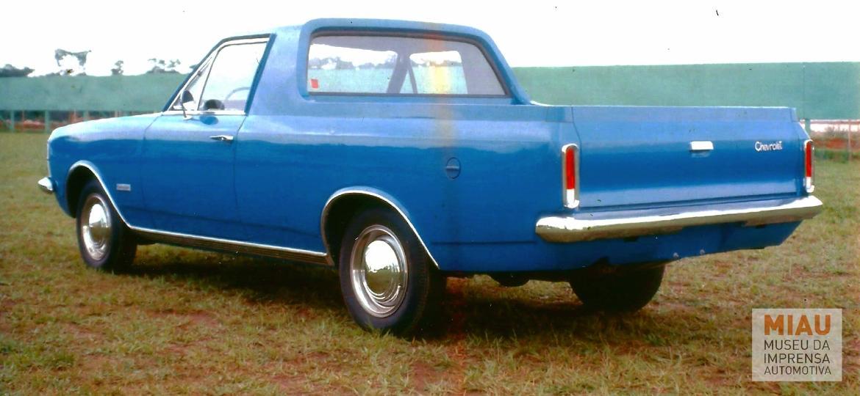 Picape do Opala: Carro conceito também é feito no Brasil! Separamos alguns que você precisa conhecer: picape do Opala, crossover 3 em 1, Parati EDP e mais!