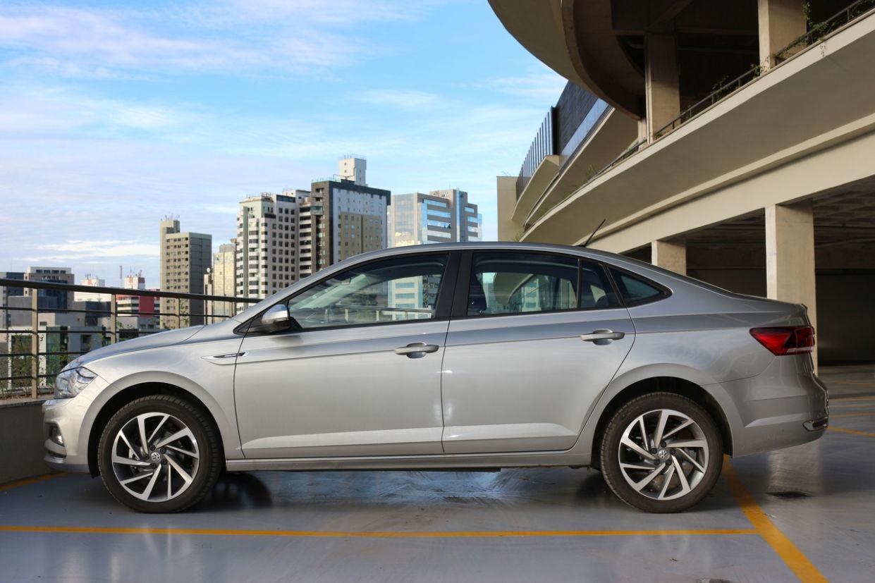 Avaliamos o Volkswagen Virtus Highline 1.0 TSI