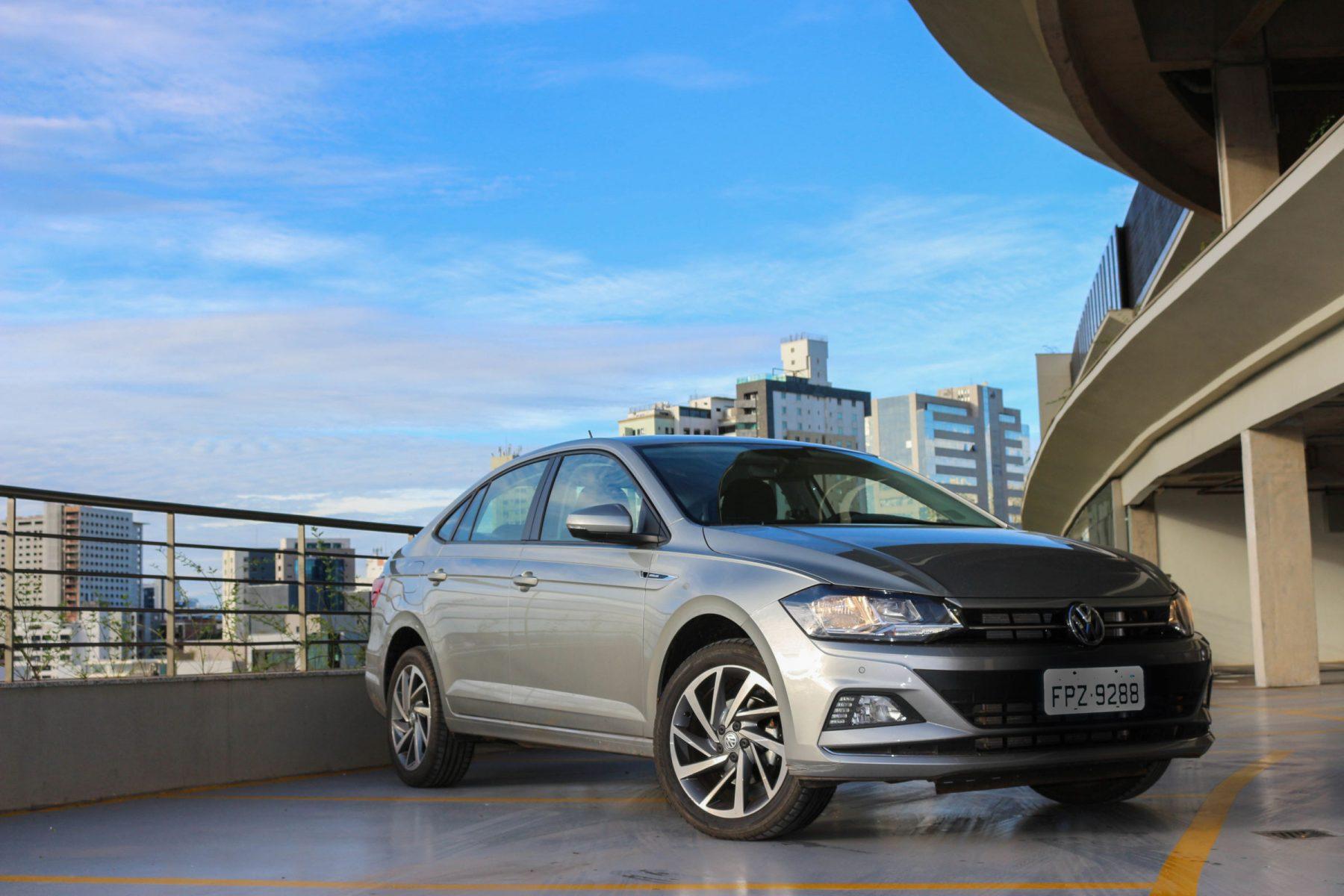 Volkswagen Virtus Highline foto Alexandre Carneiro