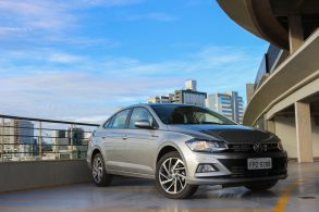 Virtus TSI: o 'queridinho da VW' é um separador de classes