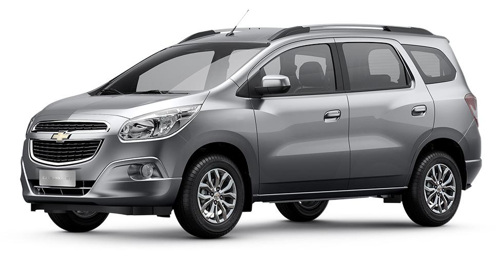 Chevrolet convoca os modelos Onix, Prisma, Cobalt e Spin por problemas na caixa de fusíveis dos modelos de 2017 e 2019. Há risco de incêndio e movimentação involuntária.