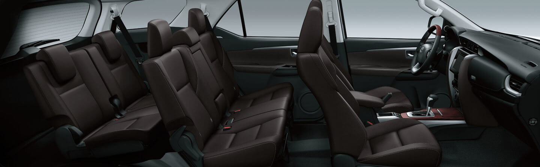 sw4 interior
