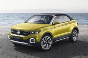 Chega em 2019 o T-Cross,  o primeiro SUV brasileiro da VW
