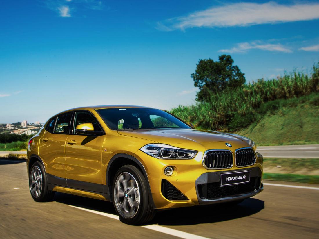 BMW X2 começa a ser vendido no Brasil a partir do dia 26 de abril