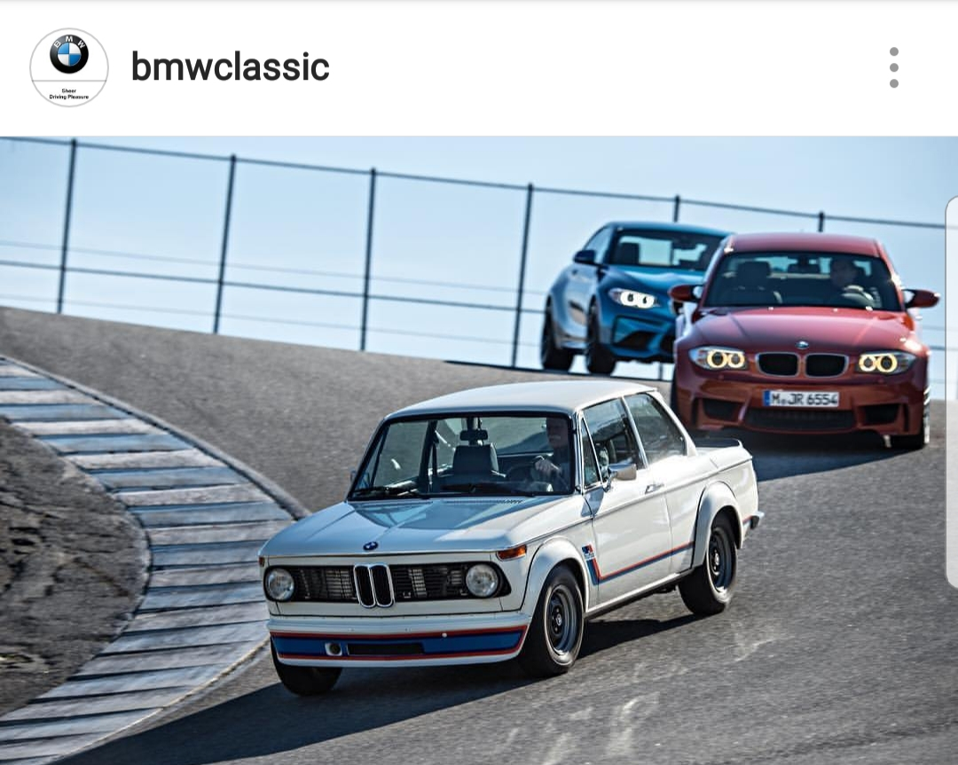 carros clássicos no instagram