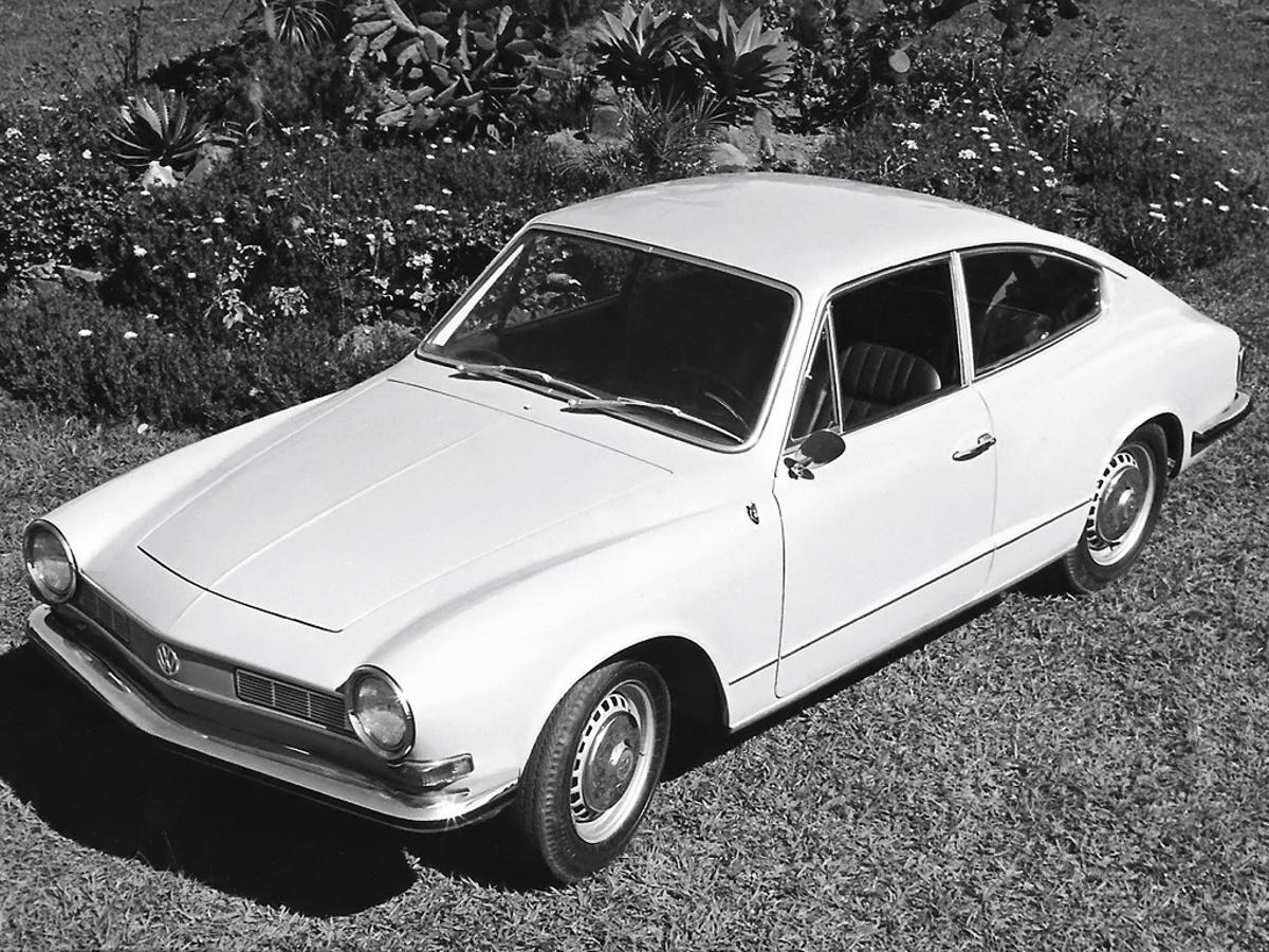 Designers de carros: Karmann Ghia TC foi projetado por Giorgetto Giugiaro