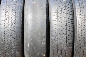 Não espere o pneu ficar careca