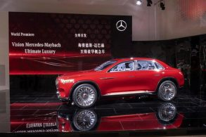 Luxo é destaque no Salão do Automóvel de Pequim