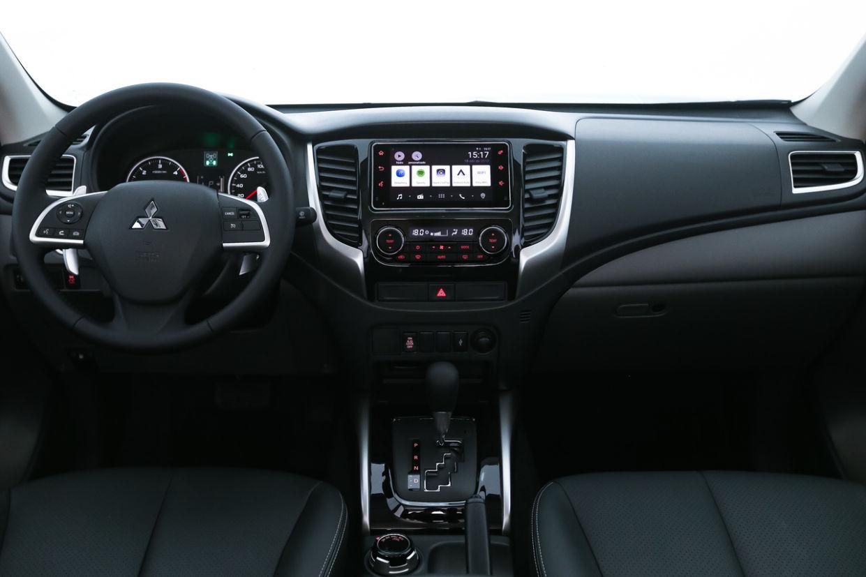 Linha 2019 da Mitsubishi L200 Triton Sport