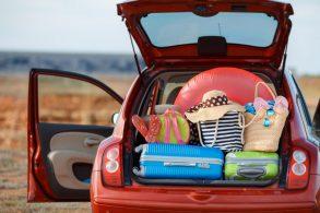 Se regular o carro para viagem, reajuste-o quando voltar