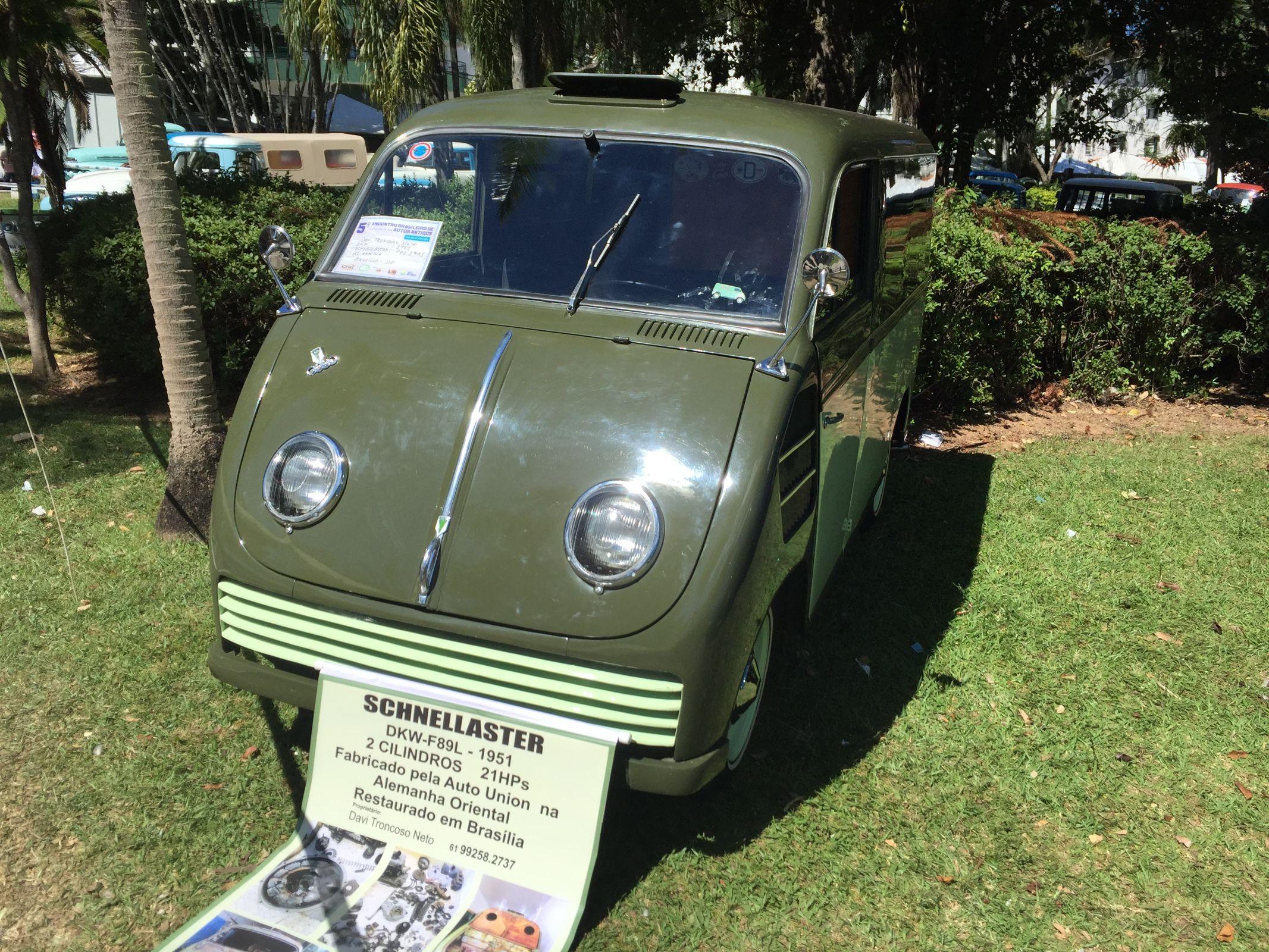 Schnellaster no encontro de carros antigos de Águas de Lindóia 2018