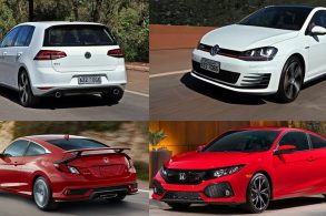 [Ouviu na rádio?] Qual é o mais rápido: Civic Si x Golf GTi?