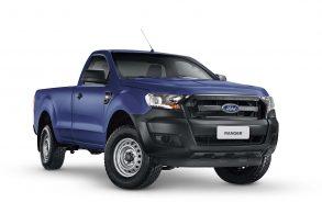 Linha 2019 da Ford Ranger traz nova versão de entrada