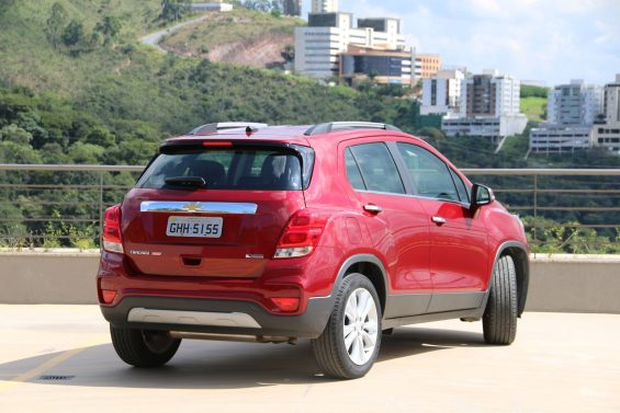Chevrolet Tracker Foto Marlos Ney Vidal | Autos Segredos