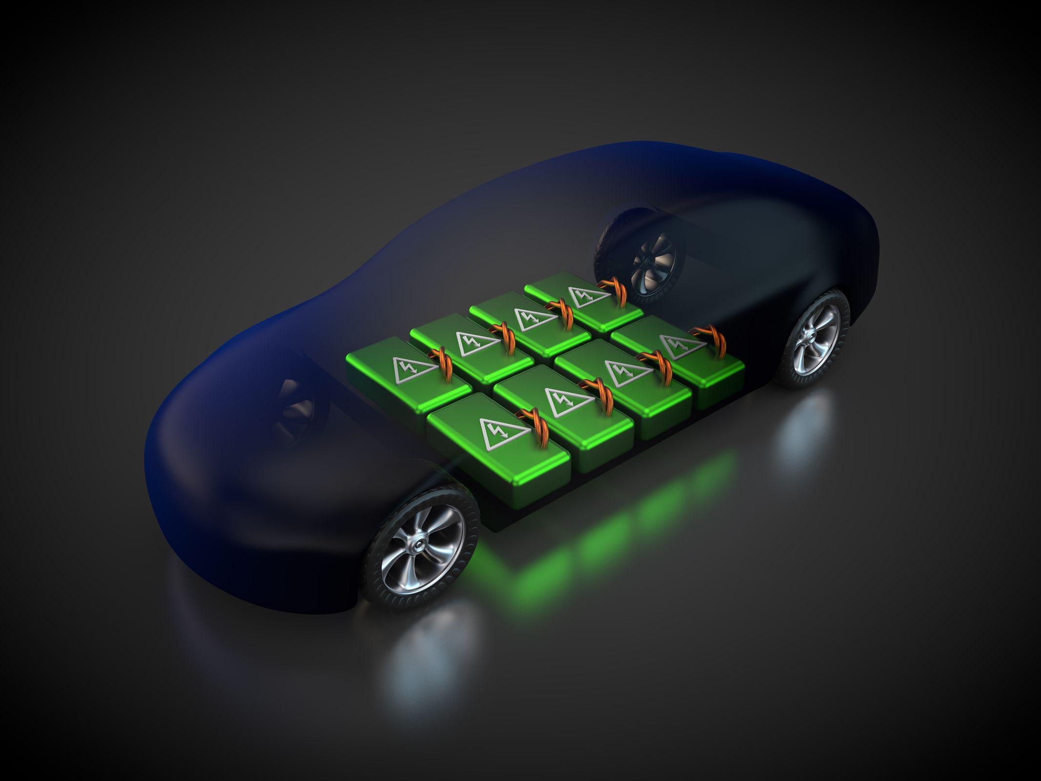 bateria é uma das limitações dos carros elétricos
