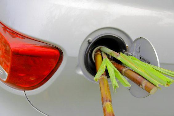 acrescentar etanol na gasolina