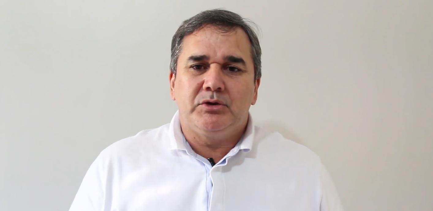 Deputado federal Cabo Sabino (Avante/CE)