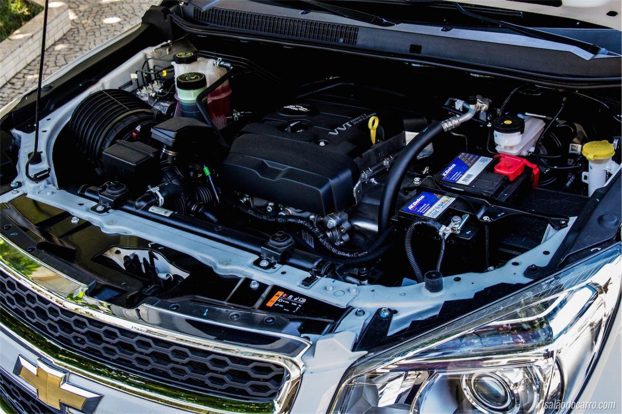 S10 Advantage: Flex, 4 cilindros, 2.5 de 206 cv