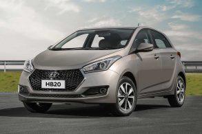 Hyundai HB20 chega à linha 2019 com novidades sutis