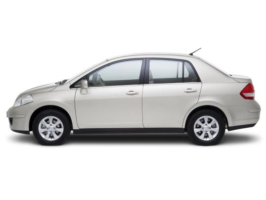 Em continuação ao chamamento que teve início em 2017, 35 mil unidades do Nissan Tiida foram convocadas para substituição do airbag do passageiro.